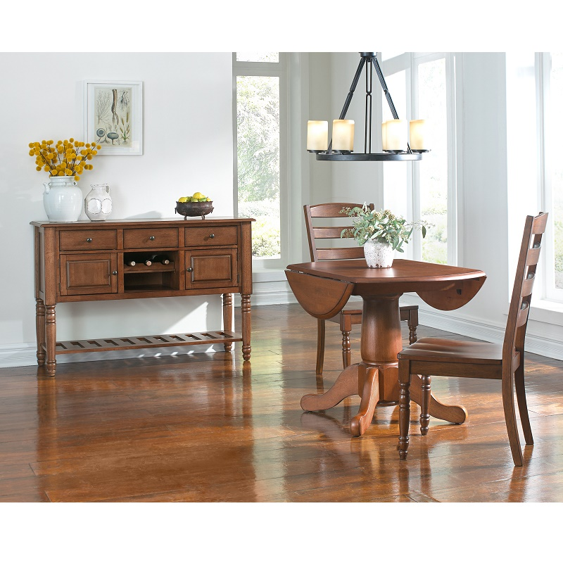Shop dining room tables dining dresbar dining room table for Top rated dining room tables