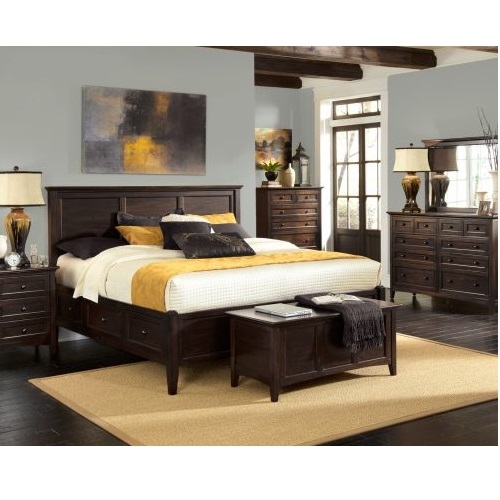 Aamerica west lake dm collection furniture walk Lake home bedroom furniture