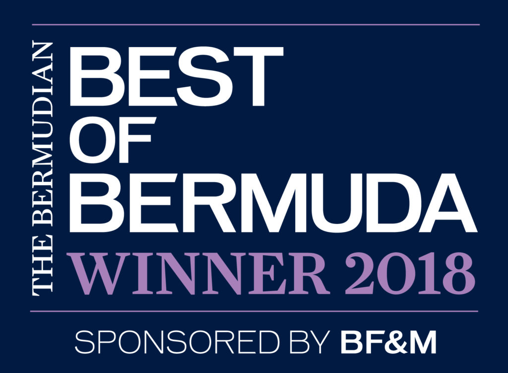 Best of Bermuda Winner 2018