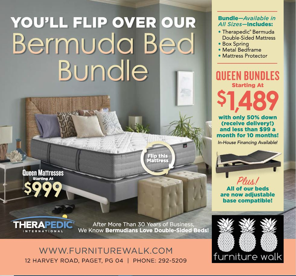 Bermuda Bed Bundle